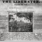 The Liberator. Volume VII. 1837. Edited by William Lloyd Garrison. Published by Isaac Knapp, Cornhill, Boston, Massachusetts