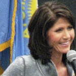 Video: Rep. Kristi Noem Talks With the Tea Party
