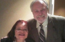 Dr. Alveda King and Woodrow Wilcox