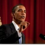 President Barack Obama speaks at Cairo University in Cairo, Egypt, Thursday, 4 June 2009. Chuck Kennedy (Official White House photo)