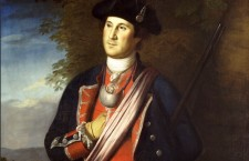 The earliest authenticated portrait of George Washington shows him wearing his colonel's uniform of the Virginia Regiment from the French and Indian War.