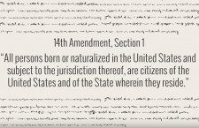 Birthright Citizenship: What's That About?