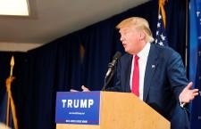 Donald Trump (Photo credit: Michael Vadon)