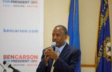 Dr. Ben Carson (Photo credit: Michael Vadon)