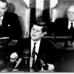 President Kennedy Announces Apollo Program