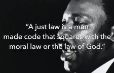 The Source of Law, Rights, and Martin Luther King Jr.