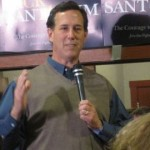 Santorum Sweeps Three States