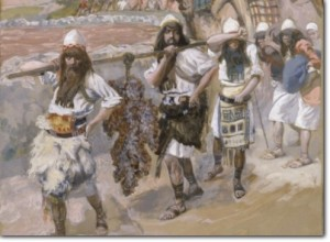 The Grapes of Canaan, by James Jacques Joseph Tissot