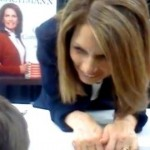 Homosexual Activist Tries, Fails to Embarrass Michele Bachmann