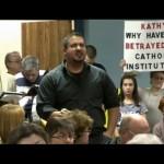 Democrat Congresswoman Hears from Angry Catholics