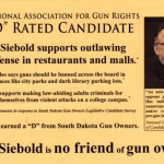 South Dakota Gun Mailer IDs Soft Second Amendment Stance