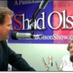Shad Olson Presented National Eagle Award for 2011 by Phyllis Schlafly's Eagle Forum