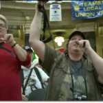 Marxists Breed Chaos in Wisconsin
