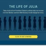 Obama's Julia
