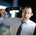 Environmentalist Suicide at the Gas Pump
