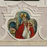 Mosaic of Saint Nicholas (Source: Wikimedia Commons)