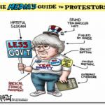 The Left's description of a terrorist (Credit: ALG)