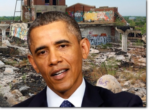 Obama's Transformation of America in 2015