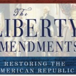 "From the cover of Mark Levin's ""The Liberty Amendments"""