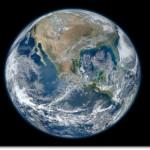 Earth (NASA/NOAA/GSFC/Suomi NPP/VIIRS/Norman Kuring)