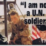 American Soldiers for America…or the UN?