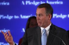 Boehner Caves to Obama's Amnesty
