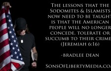 Sodomites 'Breeding Hate' Making Way for Foreign Law in America!