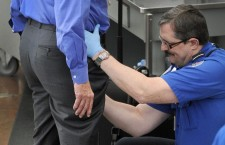 Smiling Passengers Violated by Laughing TSA Agents