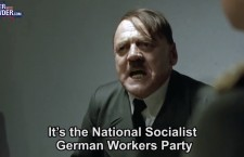 Hitler Denied Homosexual 'Wedding' Cake