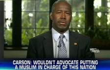 Yes, Ben Carson: Islamic Leadership is Not American