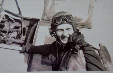 WW2 British Fighter Pilot Will Speak on September 12