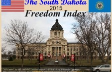 2015 South Dakota Freedom Index Released