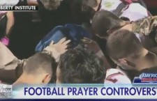 Praying High School Football Coach Booted, But I Ain't Heard No Fat Lady Sing