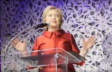 Hillary Clinton Calls Herself a 'Person of Faith'