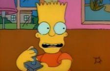 Bart Simpson For President