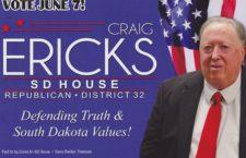 Craig Ericks: Defending South Dakota Values
