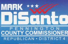 Mark DiSanto for Pennington County Commission