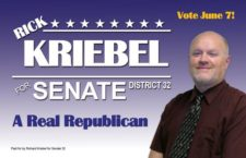 Rick Kriebel a Positive Choice for District 32