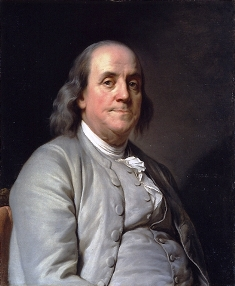 """A republic, if you can keep it,"" said Benjamin Franklin when asked what type of government the founders had established."