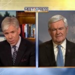 Gingrich Nails Media Hypocrisy Over Sandra Fluke With a Railroad Spike