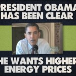 A President Who Wants to Gouge You for Energy
