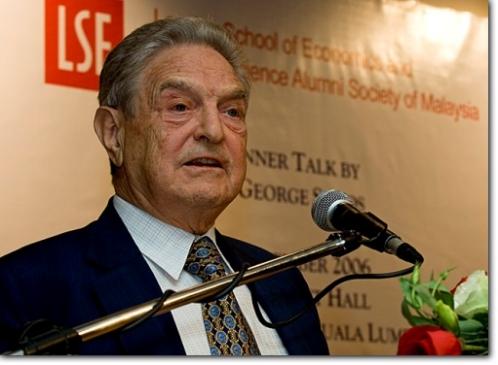George Soros (Photo credit: Jeff Ooi)
