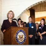 Senator Boxer received Lifetime Achievement Award from Planned Parenthood of the Pacific Southwest (Photo credit: Michael Tyler)