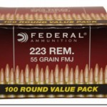 Federal brand ammunition sold at Wal-Mart