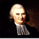 Rev. John Witherspoon, signer of the Declaration of Independence