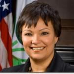 Environmental Protection Agency administrator Lisa P. Jackson