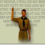 Scouting oath