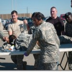 Wounded soldier at Fort Hood (Photo: US Army)