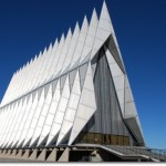 US Air Force Academy Chapel (Photo credit: A. Hodges)