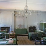 Independence Hall, where the 1787 Constitution was crafted